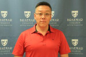 Regional Recruitment Manager Richard Wang