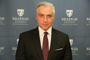 Director Braemar College MacDonald Blair