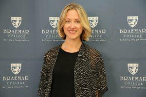 Guidance Counselor Sarah Schumacher