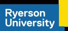 Ryerson Univeristy