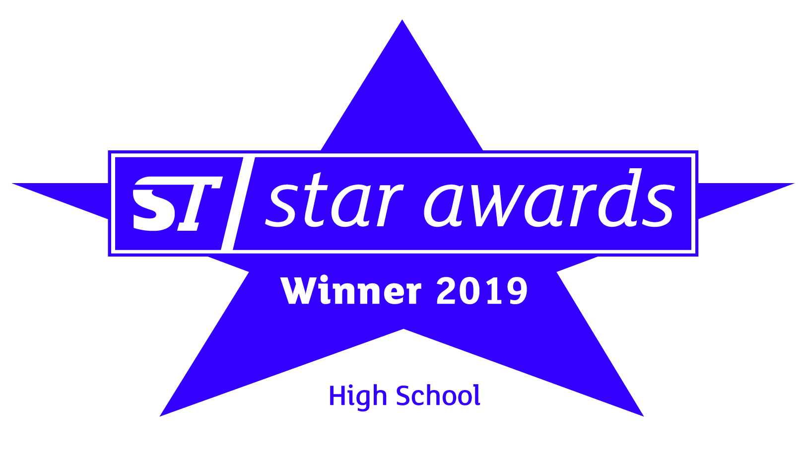 ST Star Awrads Best High school